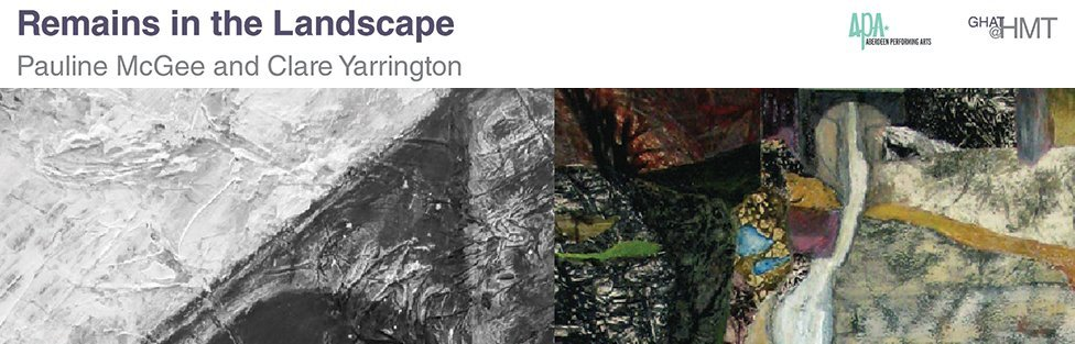 Pauline McGee & Clare Yarrington | Remains in the Landscape