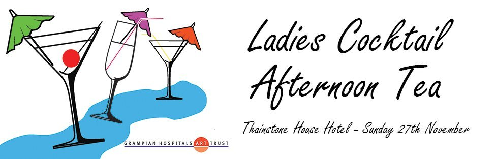 Ladies Afternoon Cocktail Tea