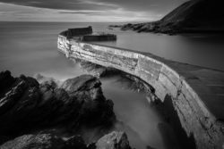 Collieston Breakwater