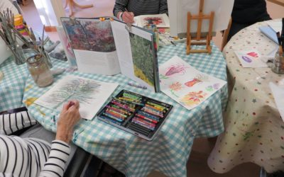 Artroom Artists – Roxburghe House