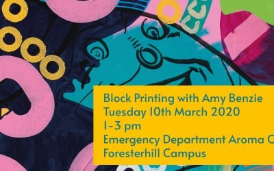 Block Printing with Amy Benzie (Co-Factors)