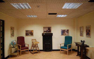 Davan Ward: Royal Cornhill Hospital