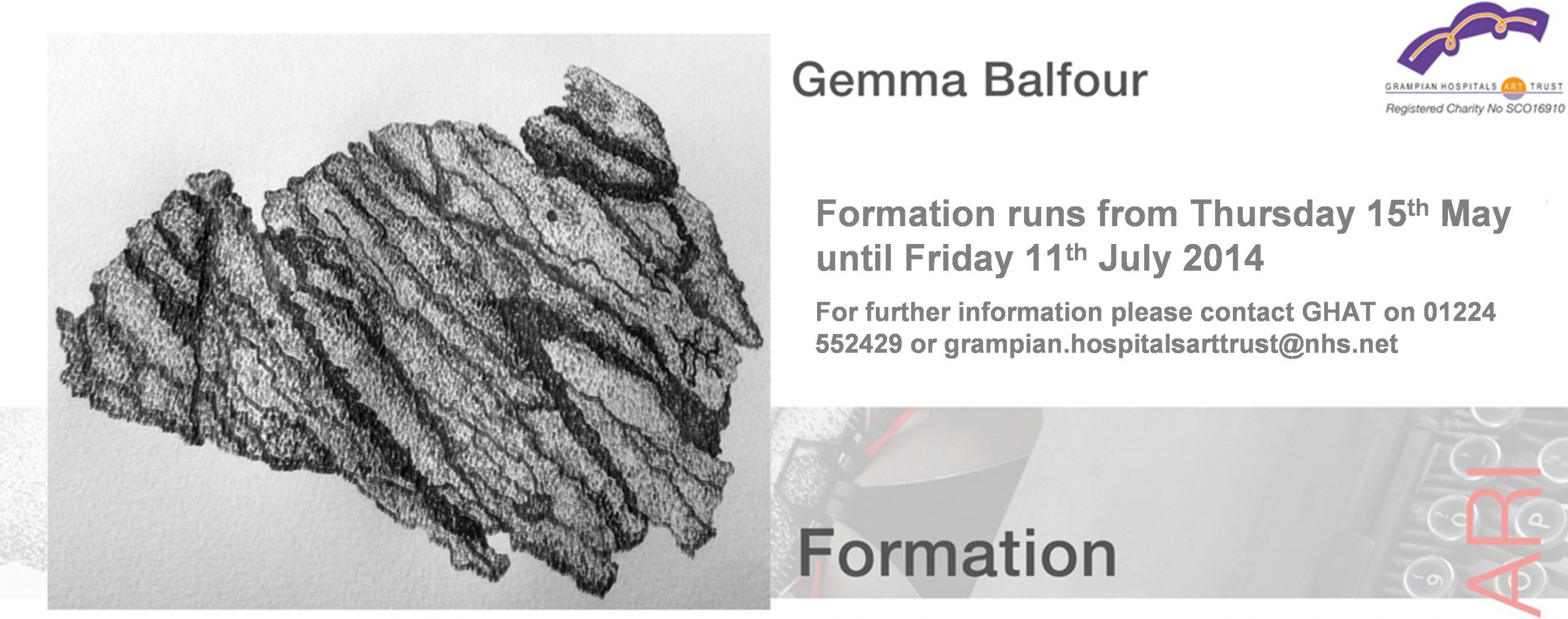 Formation: Gemma Balfour