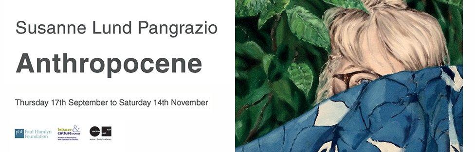 Susanne Lund Pangrazio: Anthropocene