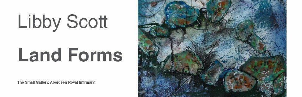 Libby Scott | Land Forms