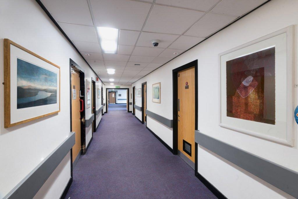 Crathes Ward, Royal Cornhill Hospital