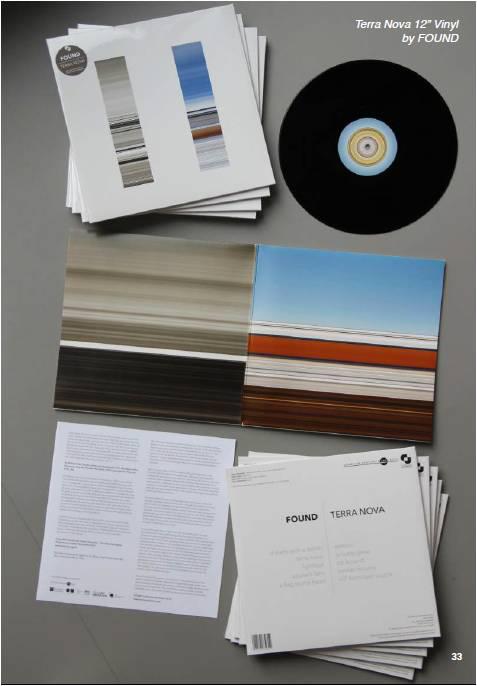 terra-nova: 12 Inch vinyl