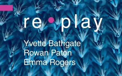 re-play, curated by Julie-Anne Simpson