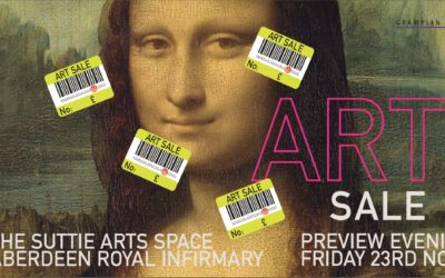 ART SALE! NOW OPEN 24/7 AT THE SUTTIE ARTS SPACE!