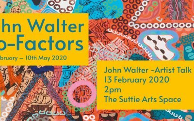 John Walter Artist Talk (Co-Factors)