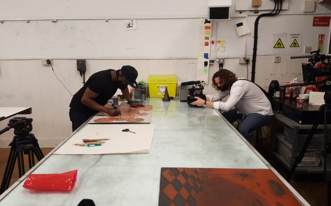 Filming for Shared Collective Heritage