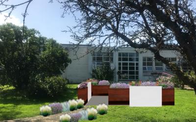 Inverurie Hospital Garden