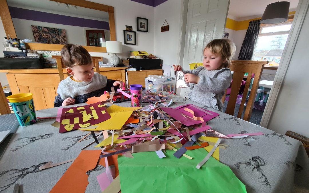 Kids Artroom Lockdown Club