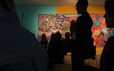 John Walter Artist Talk