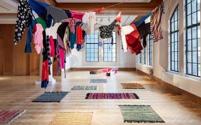 Creative Mobile Unit – meet the artist Rhona Jack
