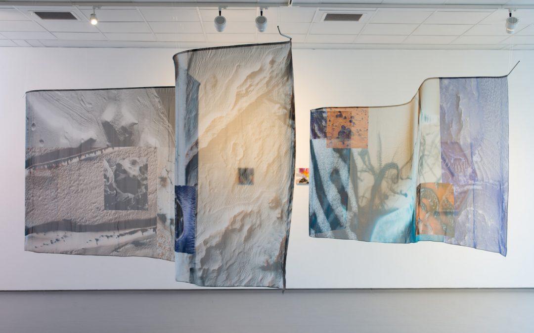 Creative Mobile Unit – meet the artist Yvette Bathgate
