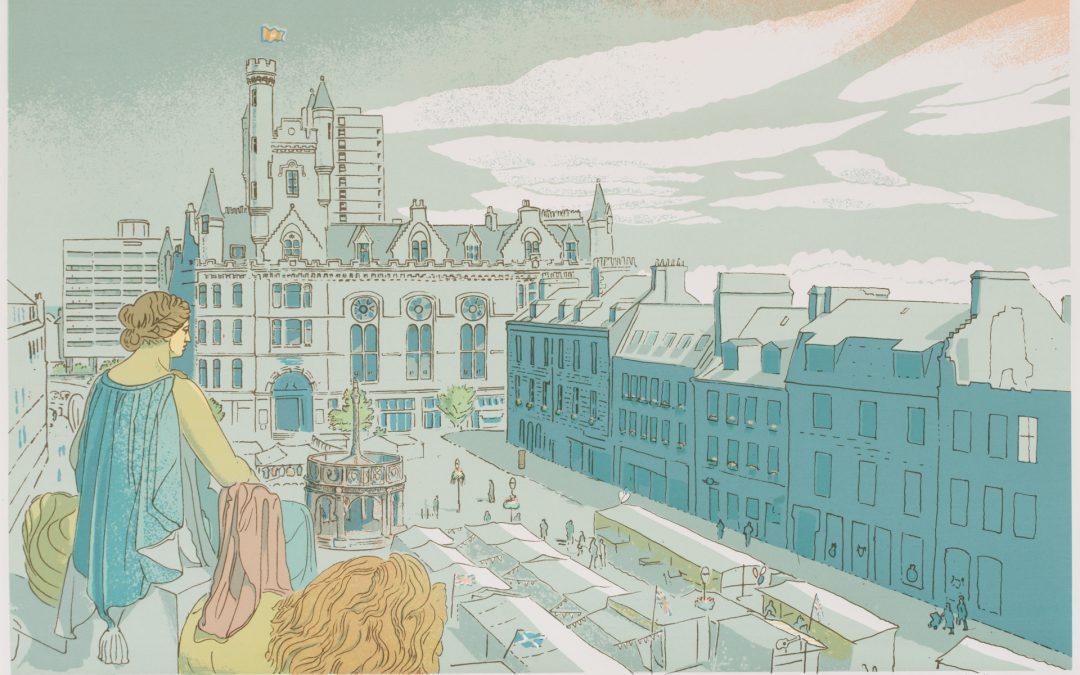 The Castlegate – Donald Addison