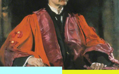 'Professor Matthew Hay' by Diane May