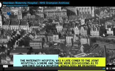 NHSG Archives  – Brief Histories