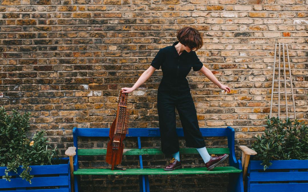 Amplify – meet the artist Lucie Treacher